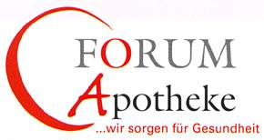 Logo der Forum-Apotheke