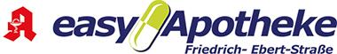 Logo der easyApotheke Friedrich-Ebert-Straße