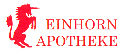 Logo der Einhorn-Apotheke