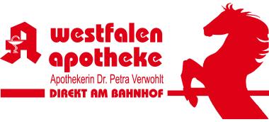 Logo der Westfalen-Apotheke