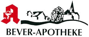 Logo der Bever-Apotheke