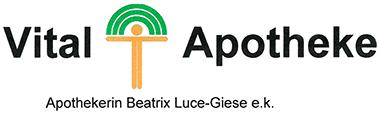 Logo der Vital-Apotheke