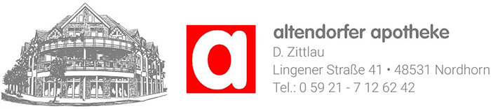 Logo der Altendorfer Apotheke
