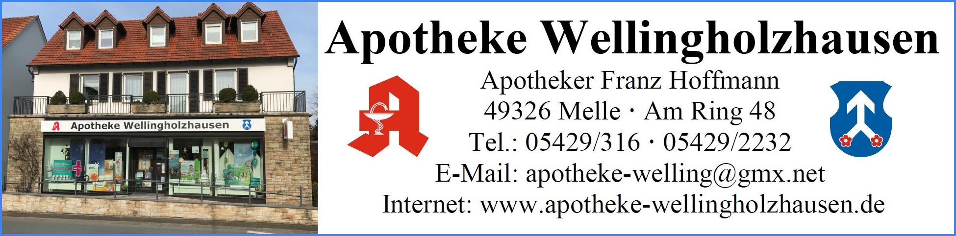 Logo der Apotheke Wellingholzhausen