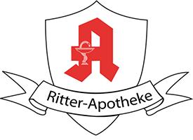 Logo der Ritter-Apotheke