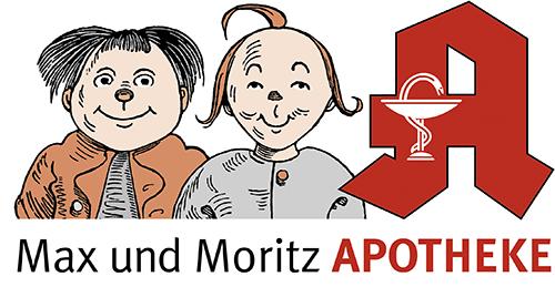 Logo der Max & Moritz Apotheke