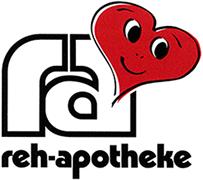 Logo der Reh-Apotheke am Barbarossaplatz