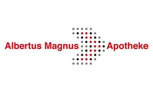 Logo der Albertus Magnus Apotheke
