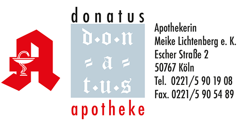 Logo der Donatus Apotheke