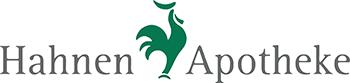 Logo der Hahnen-Apotheke