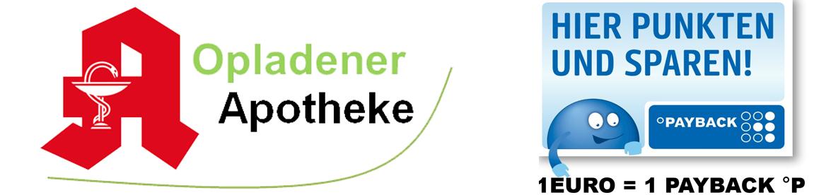 Logo der Opladener Apotheke