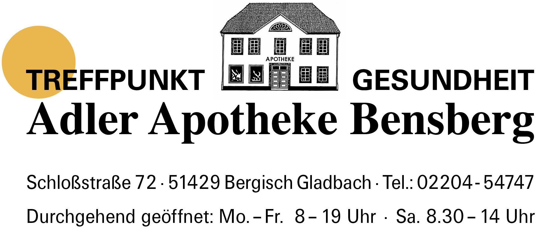 Adler Apotheke Bensberg