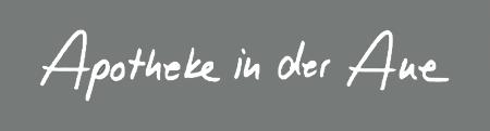 Logo der Apotheke in der Aue
