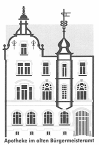Logo Apotheke im alten Bürgermeisteramt