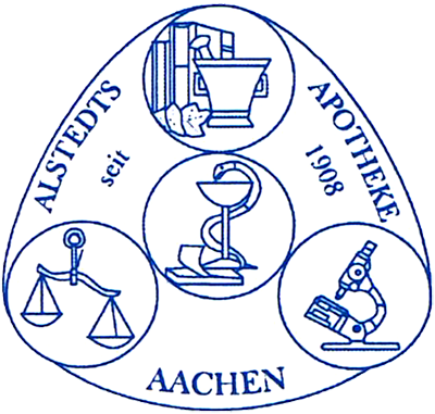 Logo der Alstedts-Apotheke