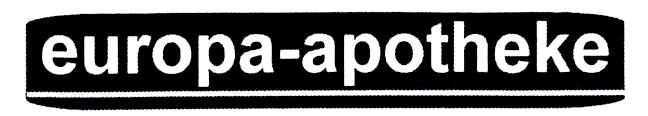 Logo der Europa-Apotheke