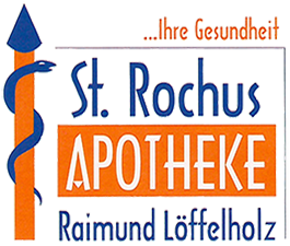 Logo der St. Rochus Apotheke
