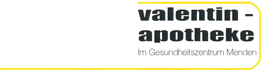 Logo der Valentin-Apotheke