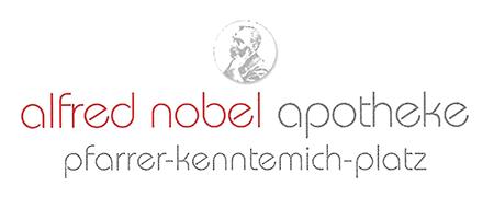 Logo der Alfred Nobel Apotheke