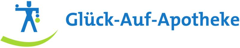 Logo der Glück-auf-Apotheke