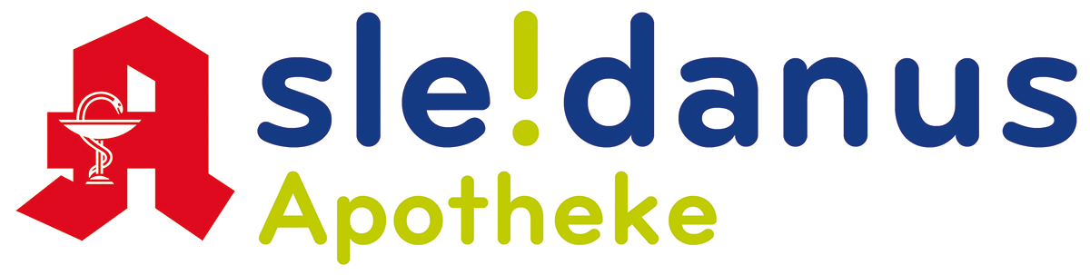 Logo der Sleidanus-Apotheke