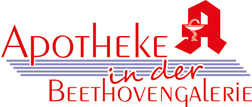 Logo Apotheke in der Beethovengalerie
