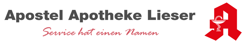 Logo der Apostel-Apotheke