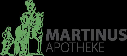 Logo der Martinus-Apotheke