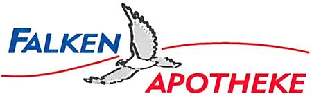 Logo der Falken Apotheke