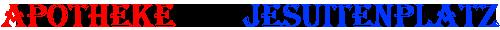 Logo der Apotheke am Jesuitenplatz