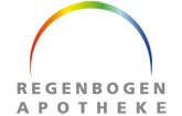 Logo der Regenbogen Apotheke