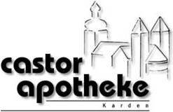 Logo der Castor-Apotheke OHG