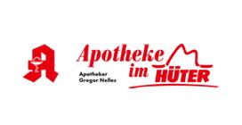 Logo der Apotheke im Hüter