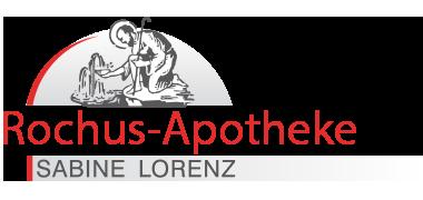 Logo der Rochus-Apotheke