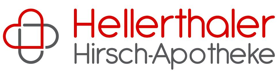 Logo der Hellerthaler-Hirsch-Apotheke
