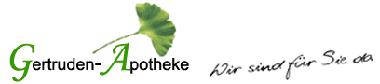 Logo der Gertruden-Apotheke