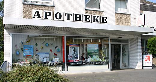 Logo der Quambusch-Apotheke