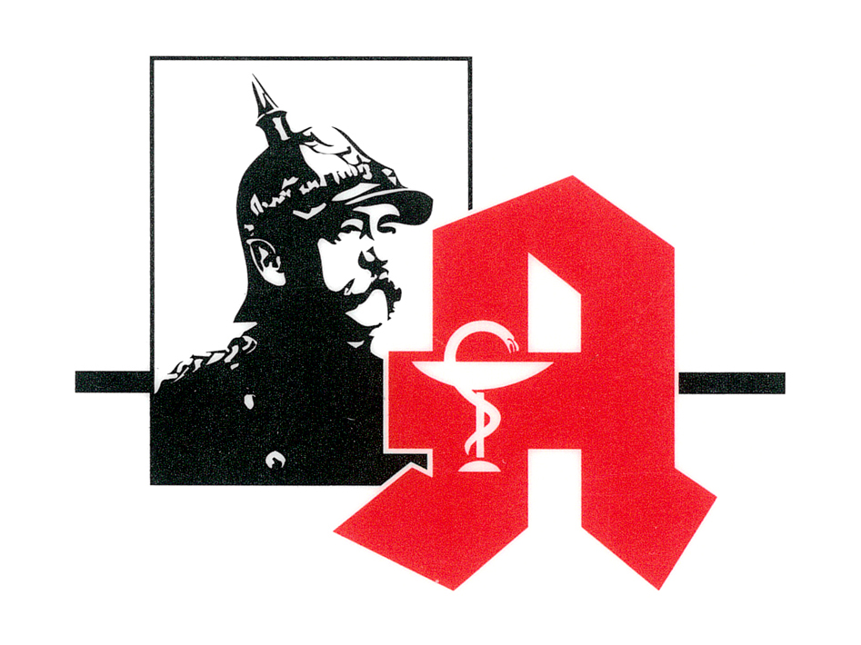 Logo der Bismarck-Apotheke