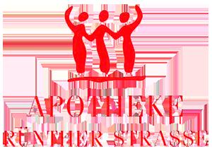 Logo der Apotheke Rünther Straße
