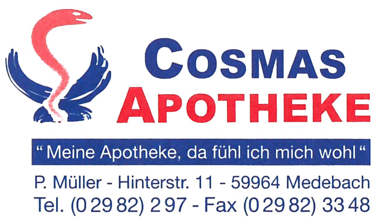 Logo der Cosmas-Apotheke
