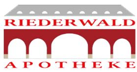 Logo der Riederwald-Apotheke