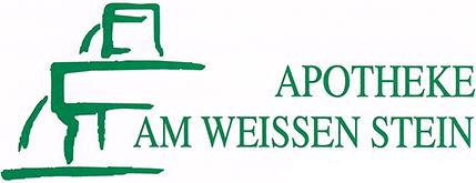 Logo der Apotheke am Weißen Stein