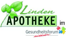 Logo der Linden-Apotheke im Gesundheitsforum