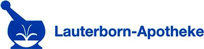 Logo der Lauterborn-Apotheke