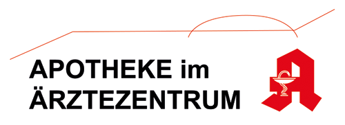 Logo der Apotheke im Ärztezentrum