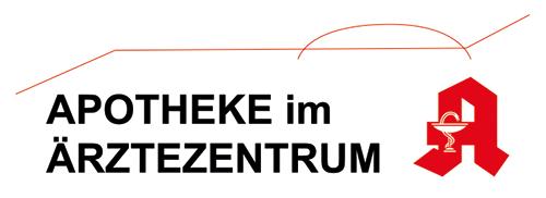 Logo der Apotheke im Ärztezentrum