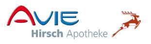 Logo der AVIE Hirsch-Apotheke