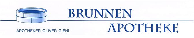 Logo der Brunnen-Apotheke e.K.