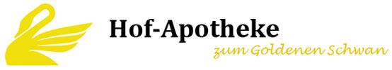 Logo der Hof-Apotheke zum Goldenen Schwan