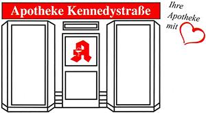 Logo der Apotheke Kennedystraße
